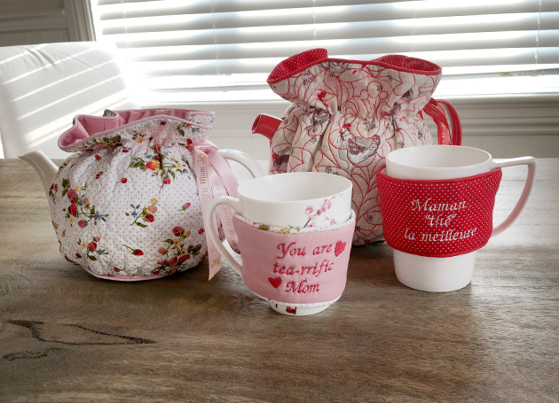 Cozies For Teapot And Cup Brother Canada Inspiration